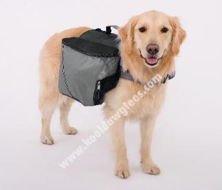 Sierra Canine Backpacks