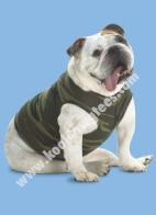 3X  DOGGIE BABY RIBTANK TOP