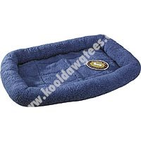 Fleece Crate Dog Bed