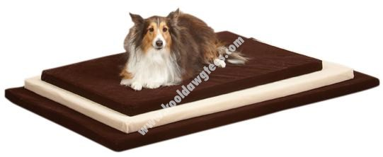 Rectangular  Memory Foam