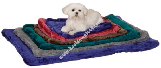 Plush Mats for Pooch